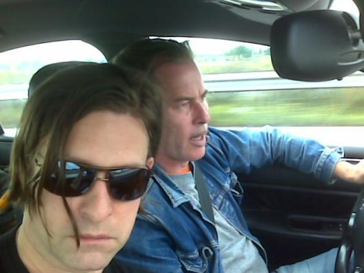 Auf dem Weg nach Hamburg - Boa, Toett
